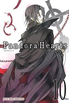 PandoraHearts Vol. 10