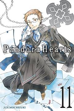 PandoraHearts Vol. 11
