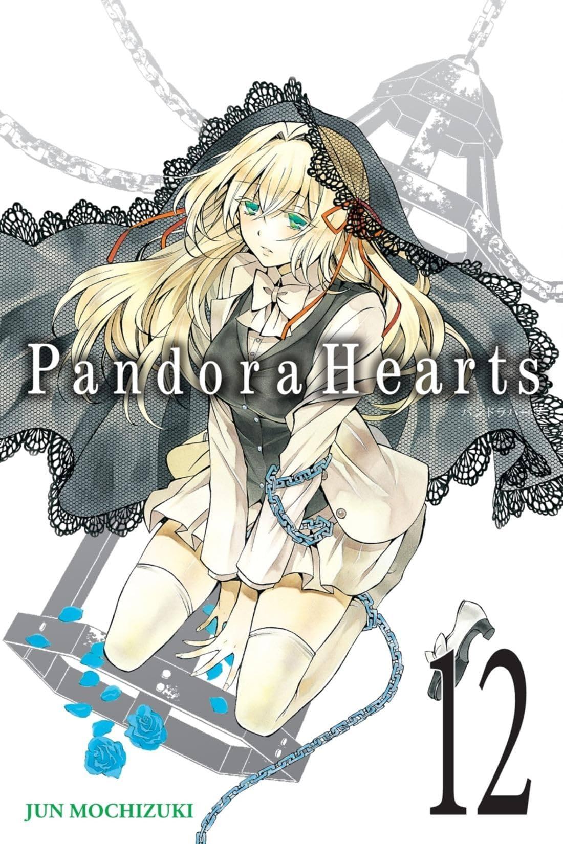 PandoraHearts Vol. 12