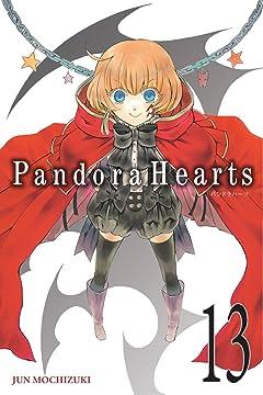 PandoraHearts Vol. 13