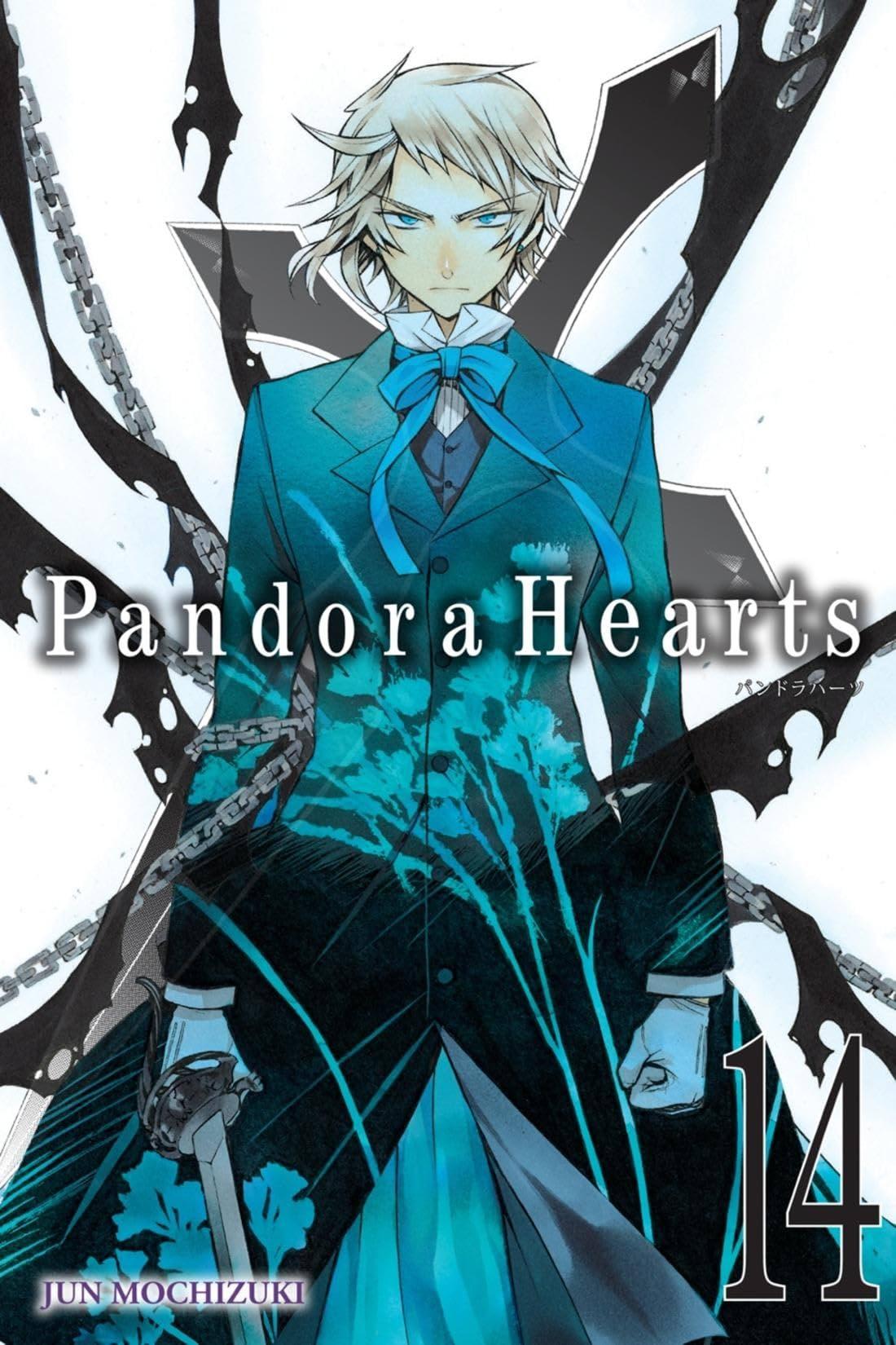 PandoraHearts Vol. 14