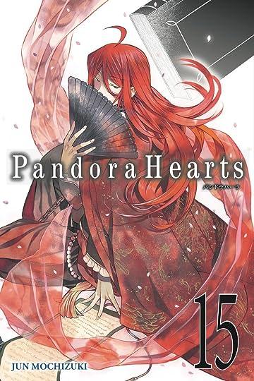 PandoraHearts Vol. 15