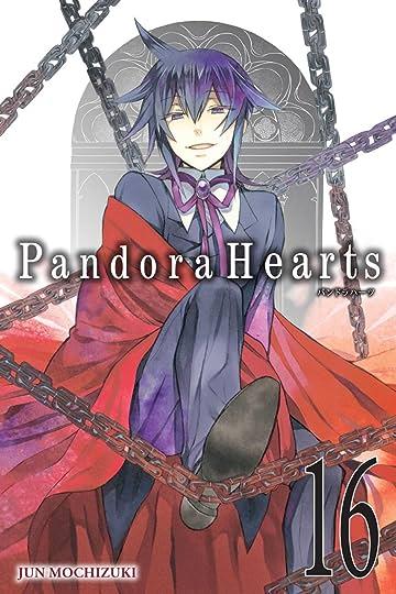 PandoraHearts Vol. 16