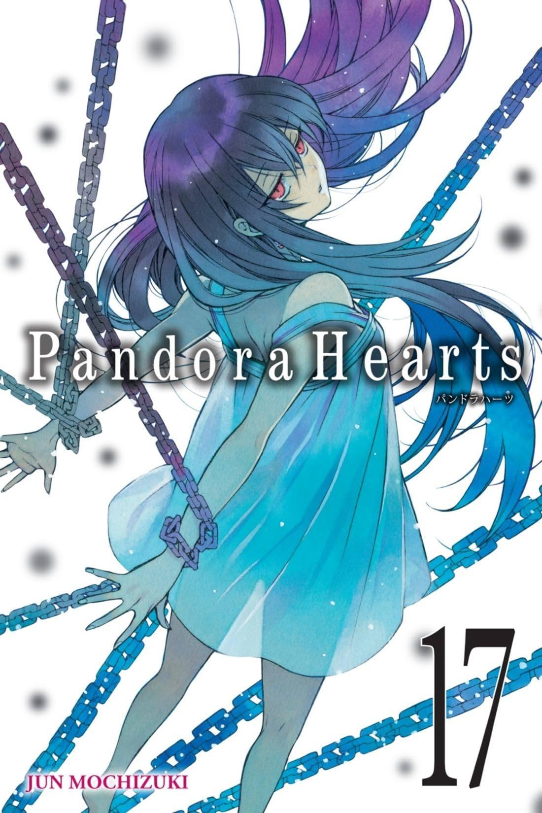PandoraHearts Vol. 17