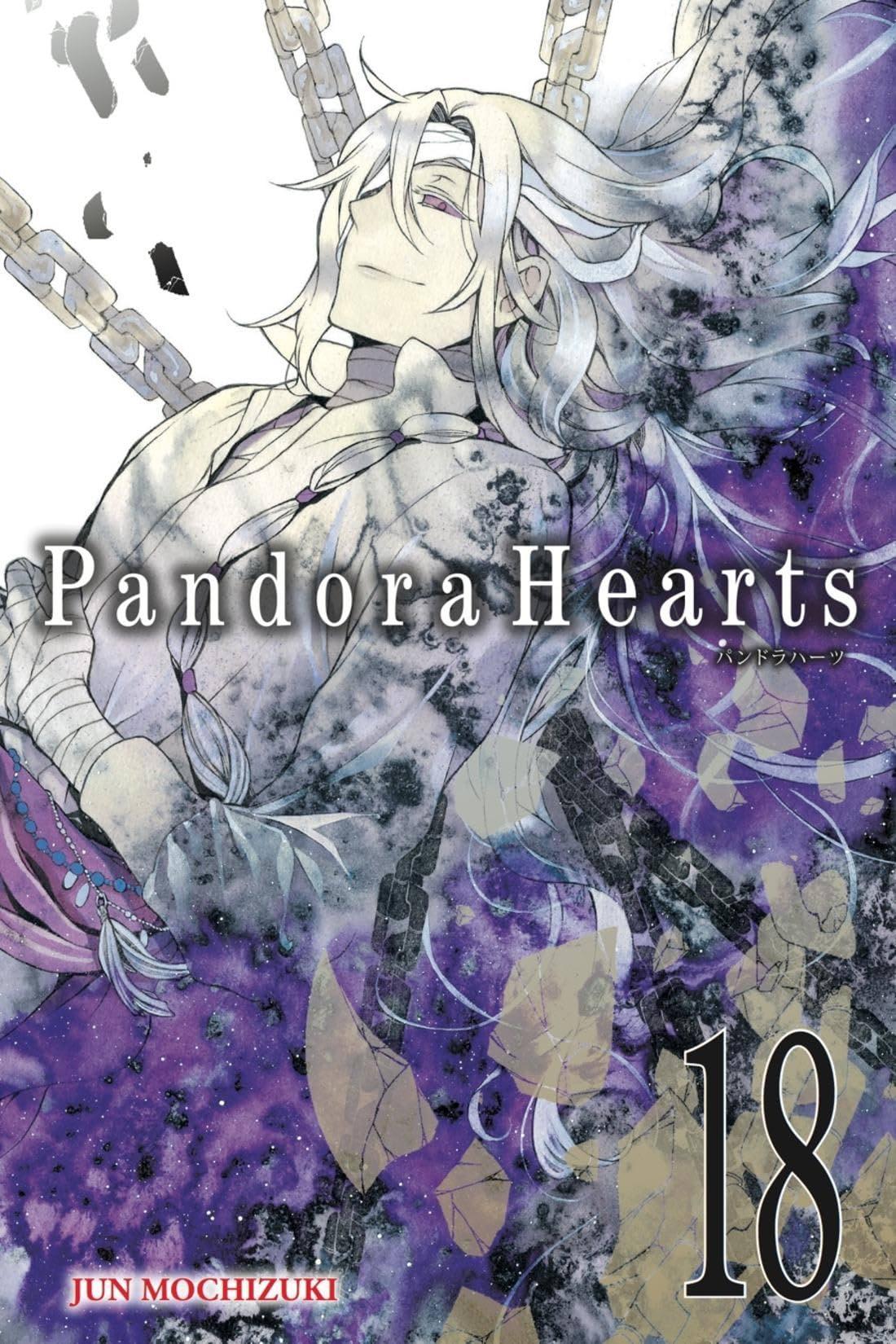 PandoraHearts Vol. 18