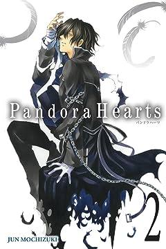 PandoraHearts Vol. 2
