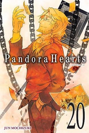 PandoraHearts Vol. 20