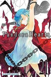 PandoraHearts Vol. 21