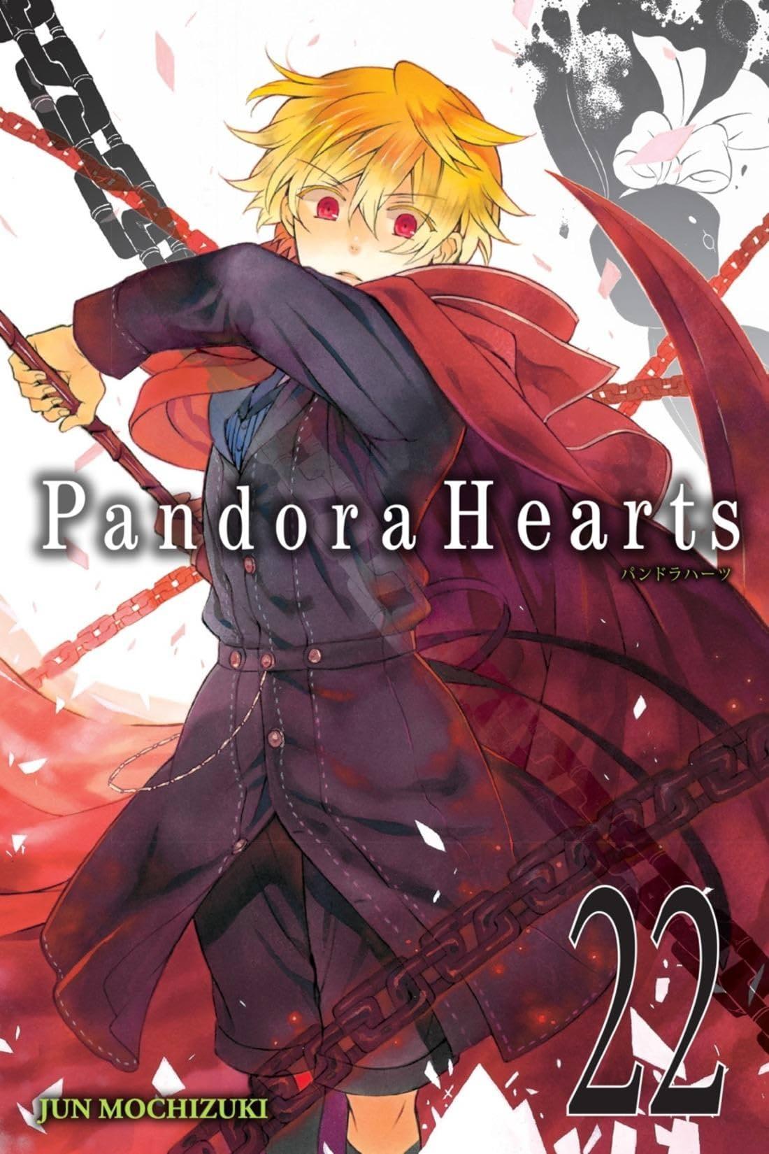 PandoraHearts Vol. 22