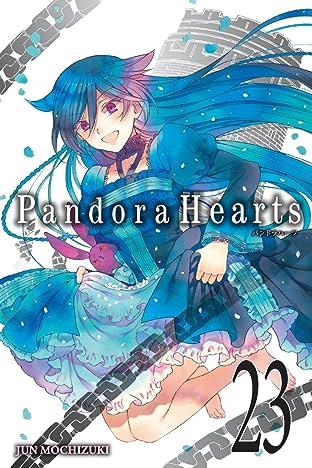 PandoraHearts Vol. 23