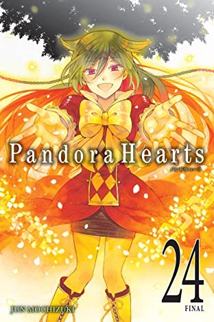 PandoraHearts Vol. 24