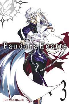 PandoraHearts Vol. 3