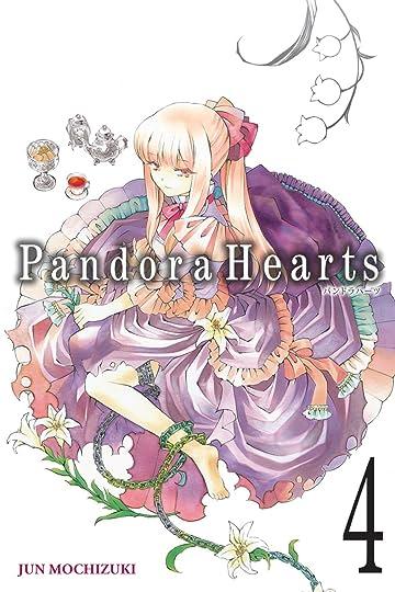 PandoraHearts Vol. 4