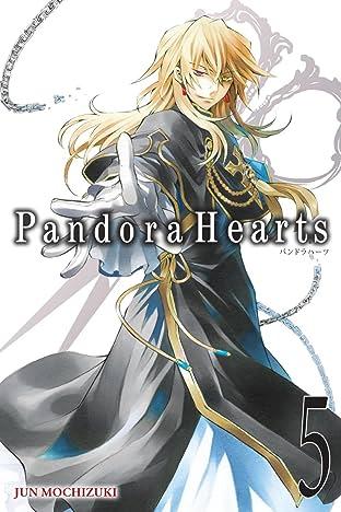 PandoraHearts Vol. 5