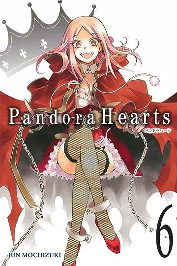 PandoraHearts Vol. 6