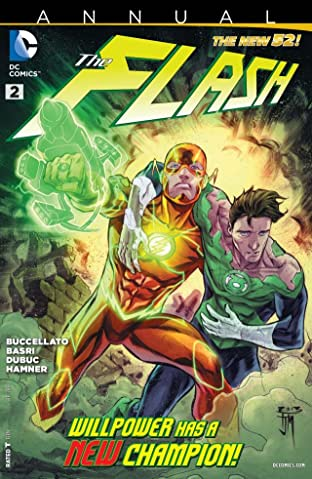 The Flash (2011-2016): Annual #2