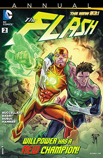 The Flash (2011-): Annual #2