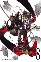 PandoraHearts Vol. 8