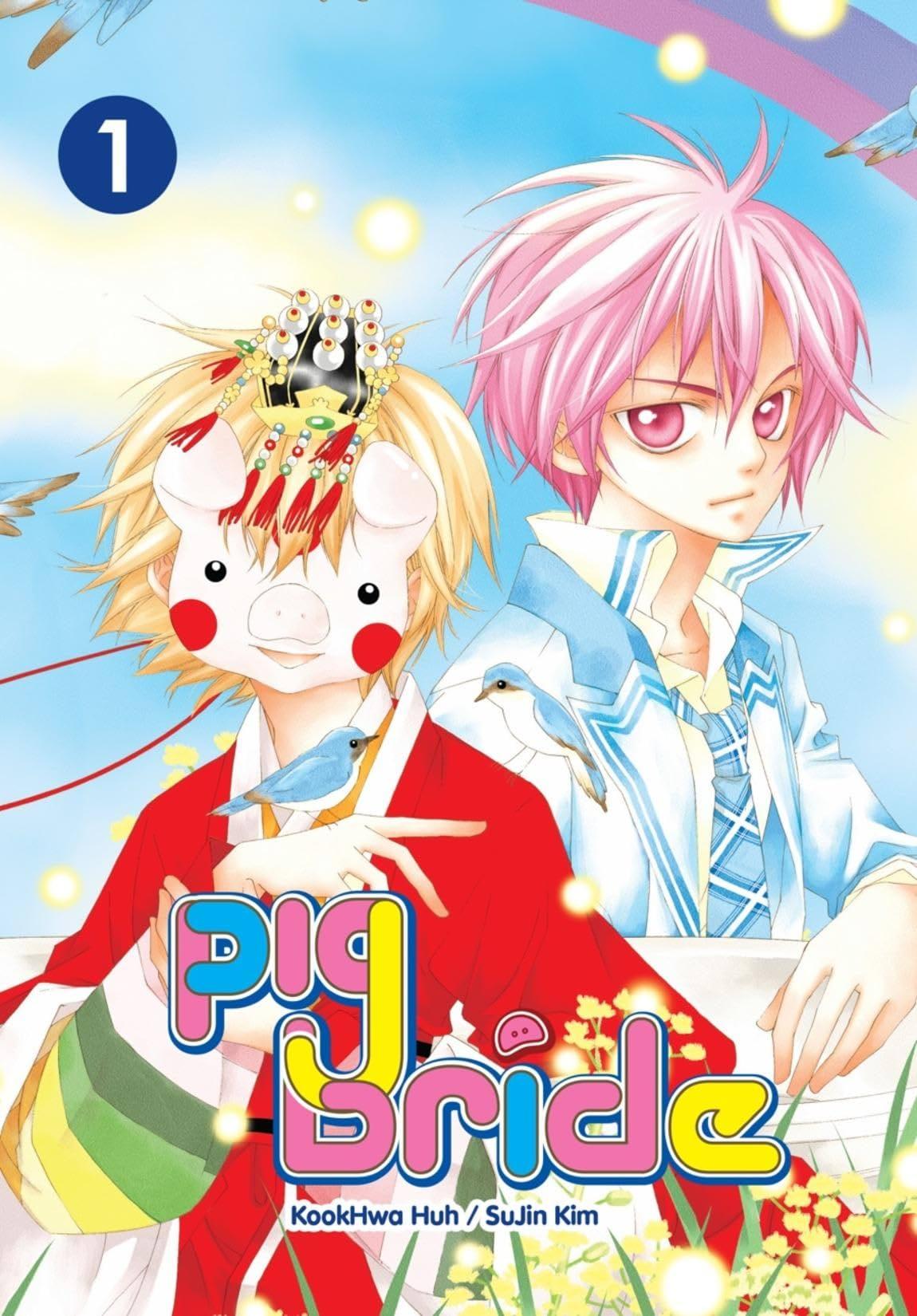 Pig Bride Vol. 1