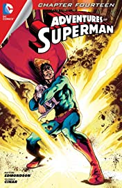 Adventures of Superman (2013-2014) #14
