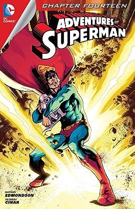 Adventures of Superman (2013-2014) #14