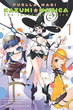 Puella Magi Kazumi Magica Vol. 1: The Innocent Malice