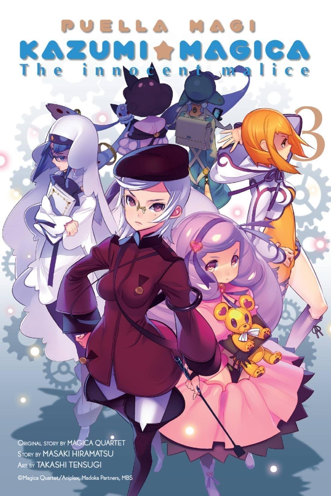 Puella Magi Kazumi Magica Vol. 3: The Innocent Malice