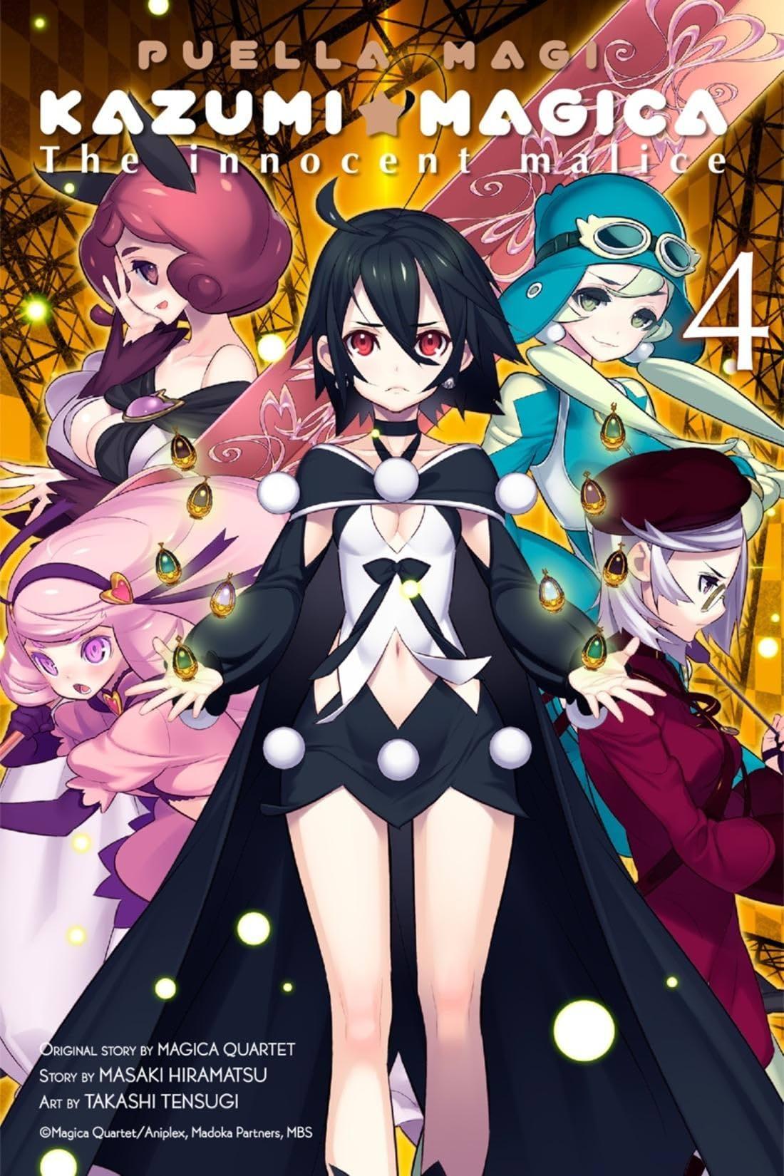 Puella Magi Kazumi Magica Vol. 4: The Innocent Malice