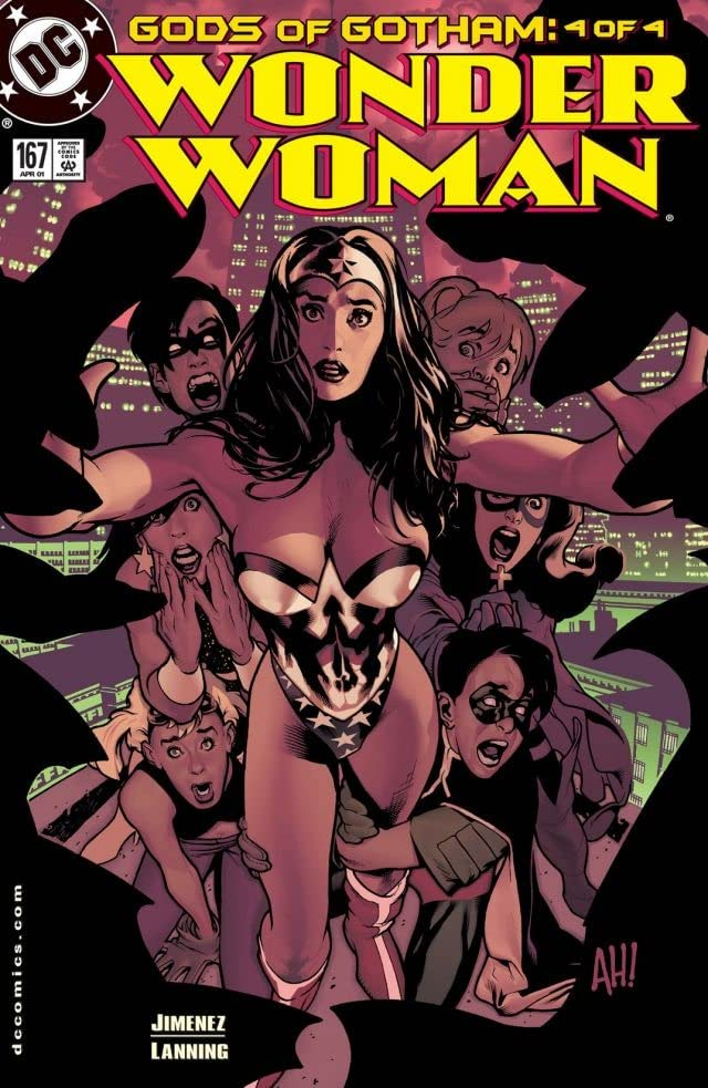 Wonder Woman (1987-2006) #167