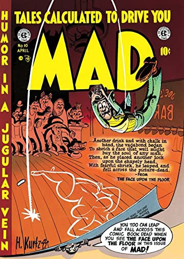 MAD Magazine #10