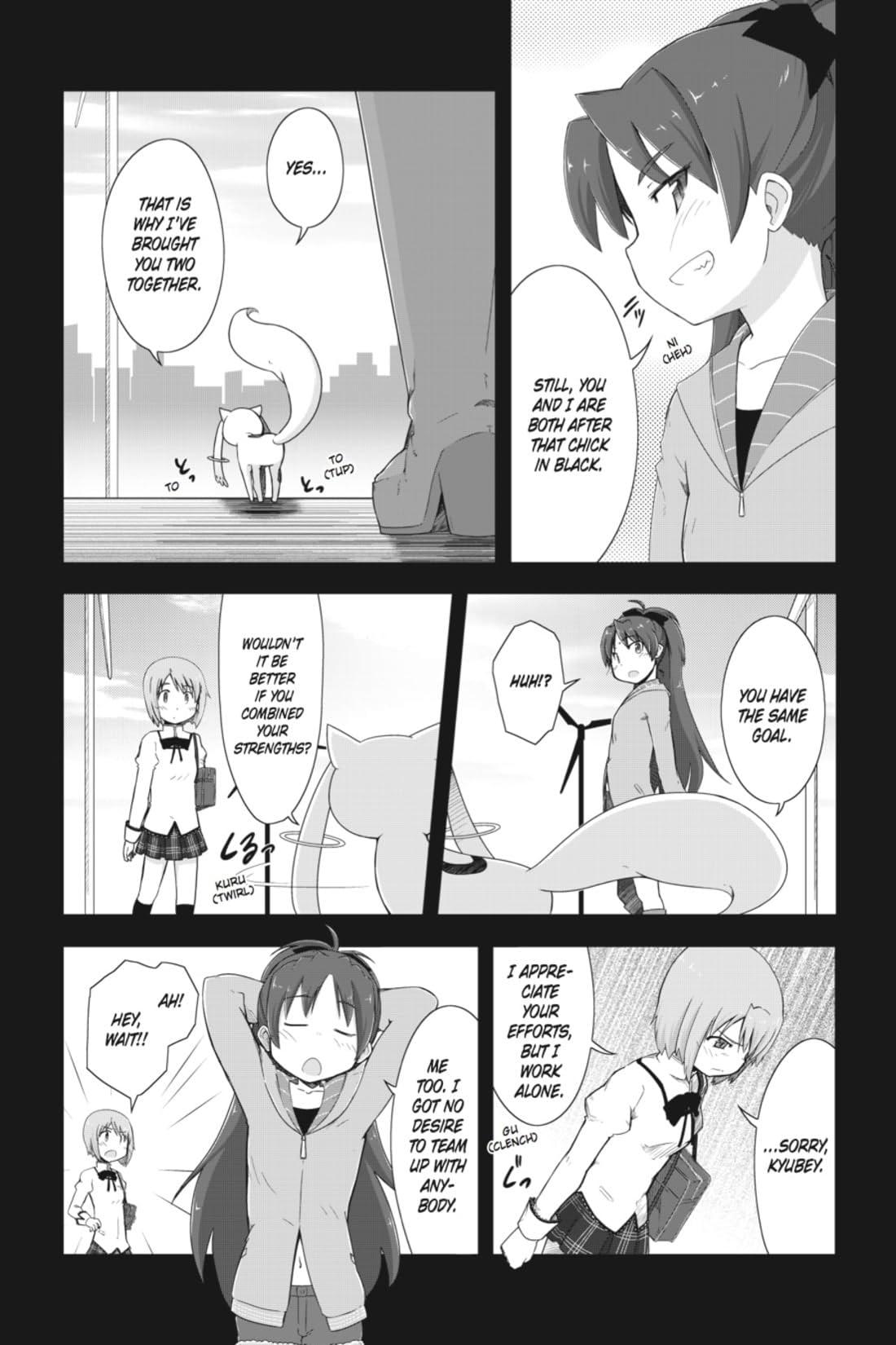 Puella Magi Madoka Magica Vol. 2: Homura's Revenge!