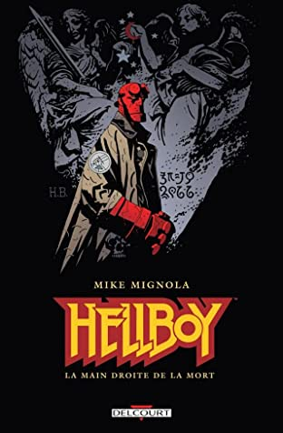 Hellboy Vol. 4: La Main droite de la mort