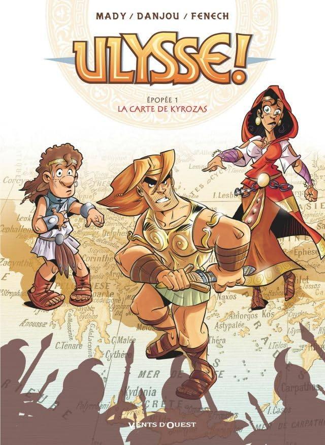 Ulysse ! Vol. 1: La carte de Kyrozas