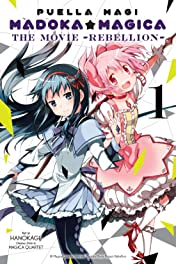 Puella Magi Madoka Magica Vol. 1: The Movie -Rebellion-
