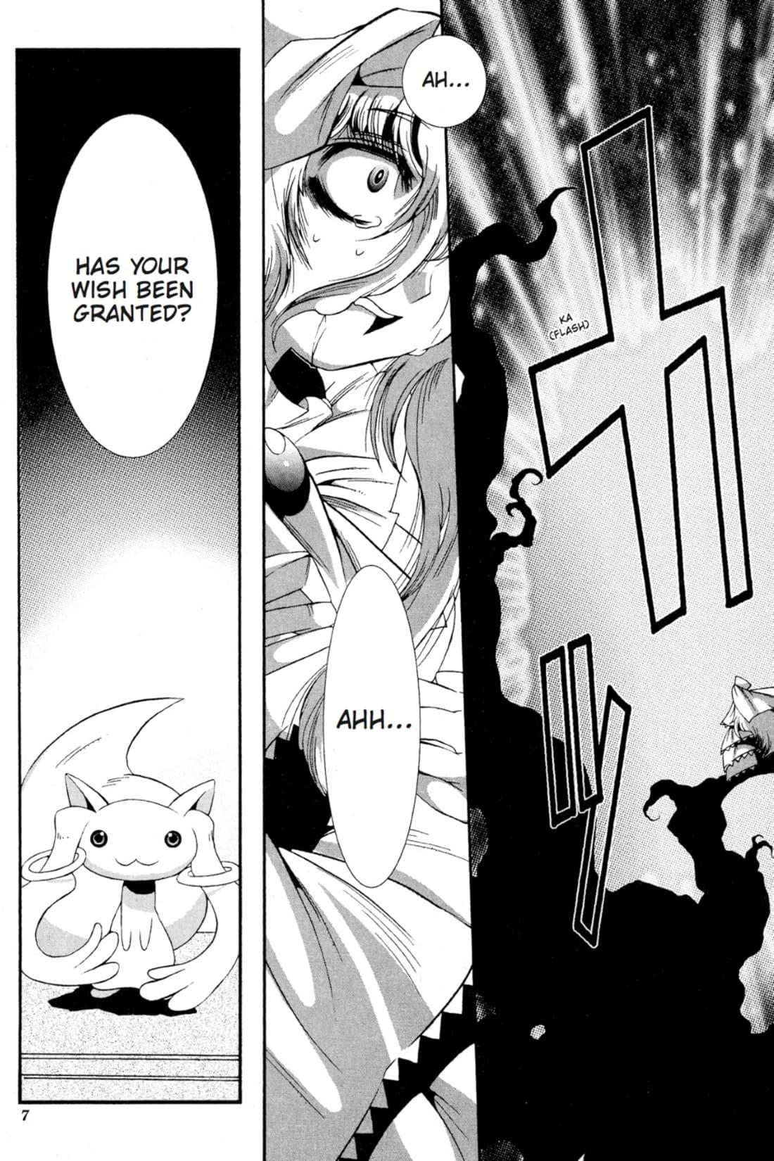 Puella Magi Oriko Magica Vol. 1: 1