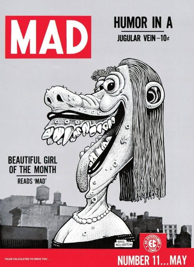 MAD Magazine #11