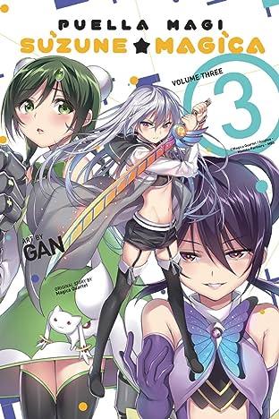 Puella Magi Suzune Magica Vol. 3