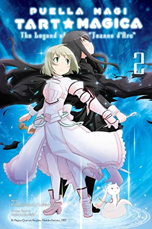 Puella Magi Tart Magica Vol. 2: The Legend of Jeanne d'Arc
