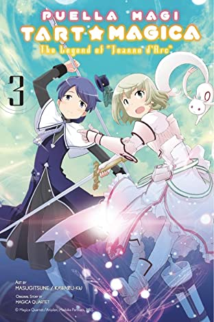 Puella Magi Tart Magica Vol. 3: The Legend of Jeanne d'Arc