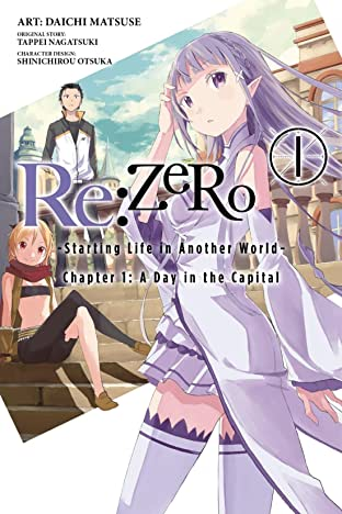Re:ZERO -Starting Life in Another World-, Chapter 1: A Day in the Capital Vol. 1