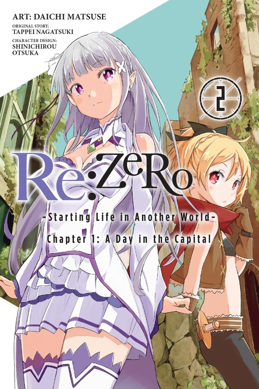 Re:ZERO -Starting Life in Another World- Vol. 2: Chapter 1: A Day in the Capital