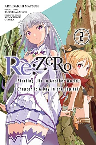 Re:ZERO -Starting Life in Another World-, Chapter 1: A Day in the Capital Vol. 2