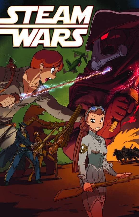 Steam Wars #3
