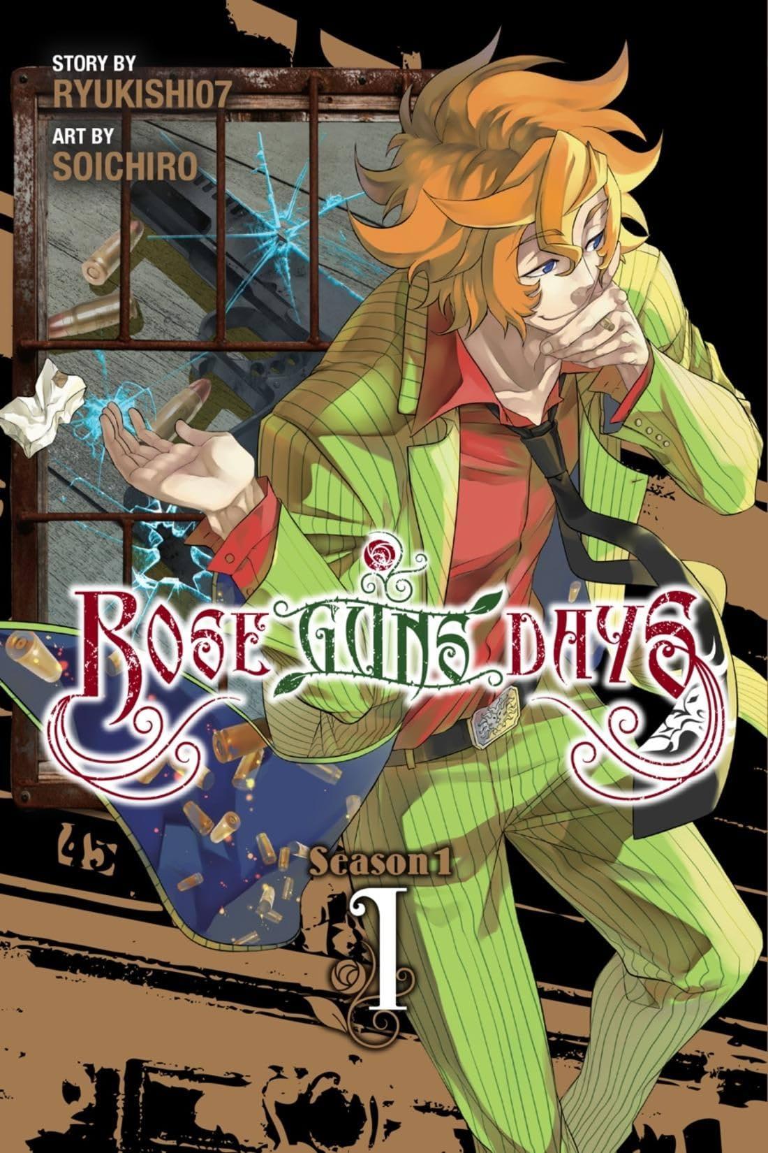 Rose Guns Days Season 1 Vol. 1