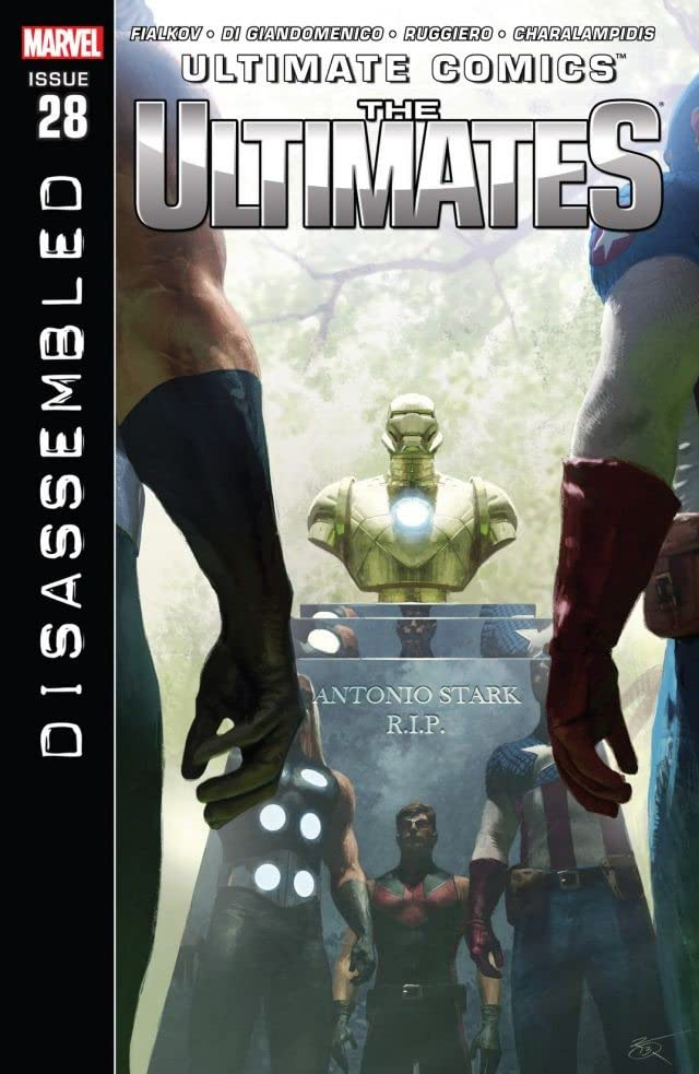Ultimate Comics Ultimates #28