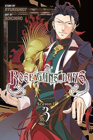 Rose Guns Days Season 1 Vol. 3