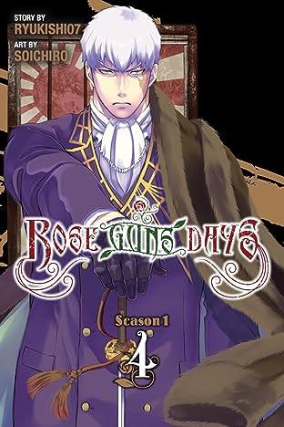 Rose Guns Days Season 1 Vol. 4