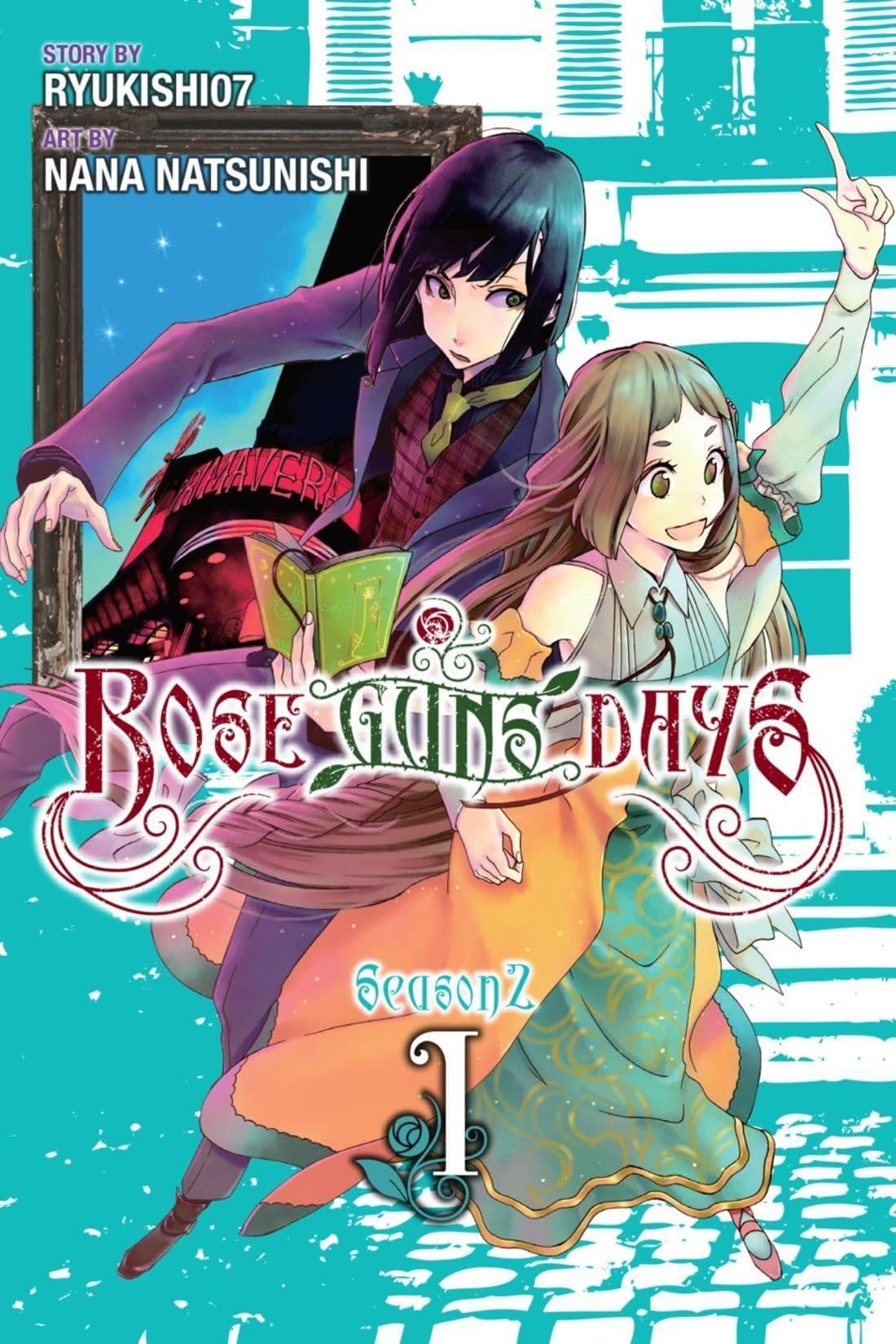 Rose Guns Days Season 2 Vol. 1