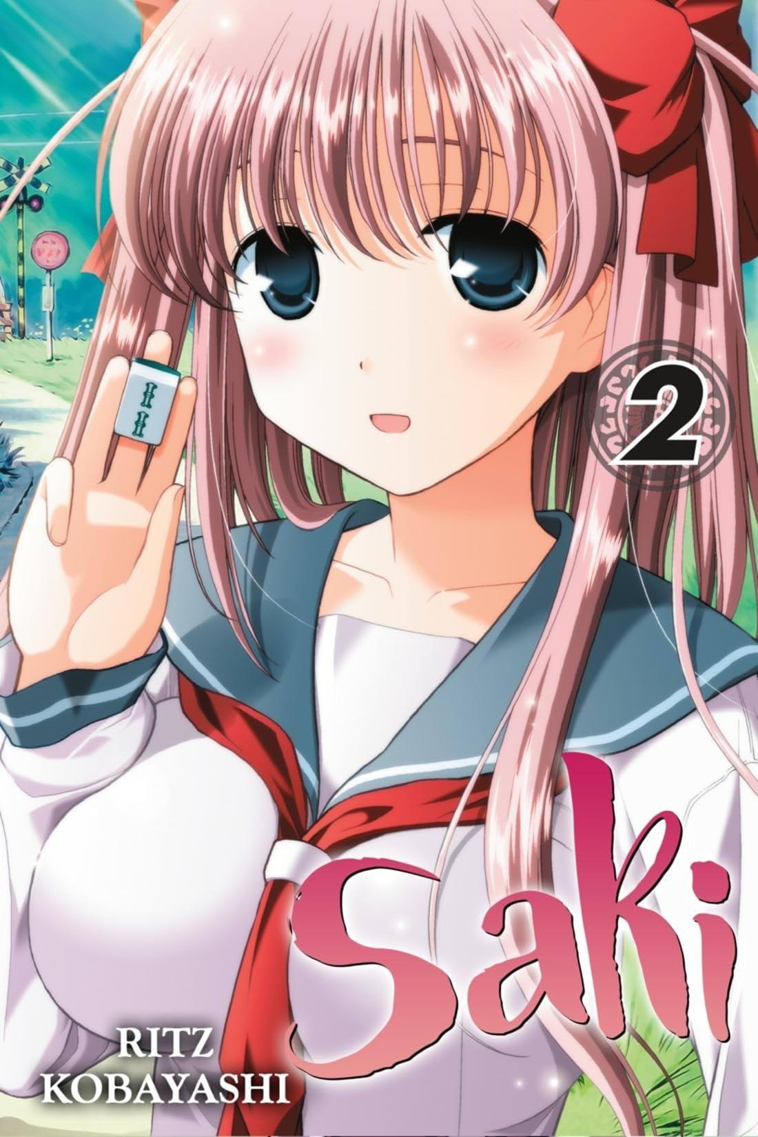Saki Vol. 2