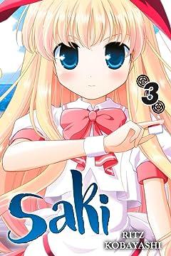 Saki Vol. 3